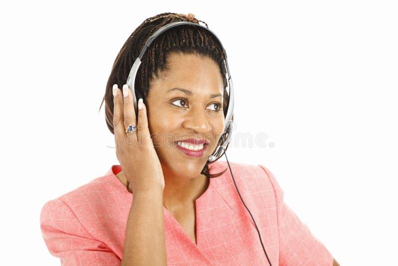 Customer Service Professional royalty free stock image
