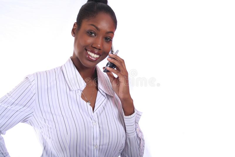Customer Service Rep royalty free stock images