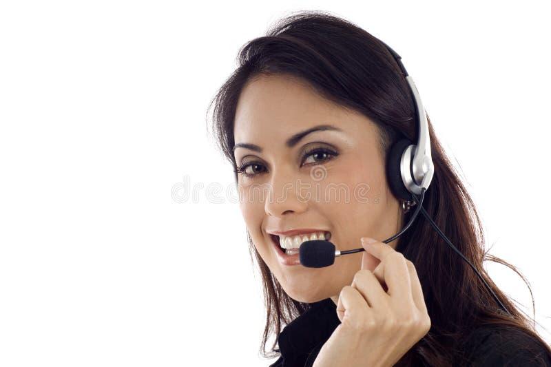 Download Customer Service Representative Stock Image - Image of friendly, asian: 17037593