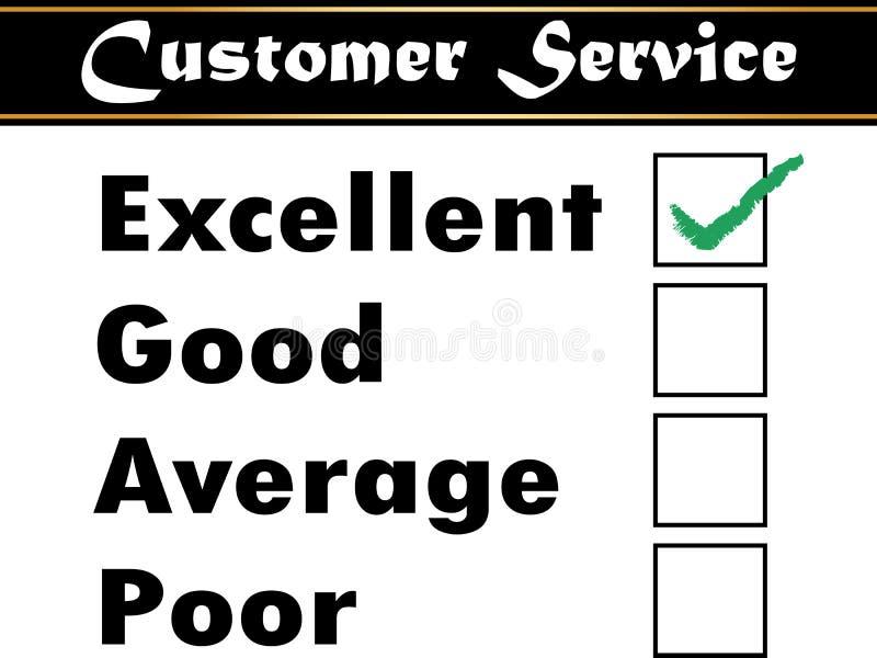 Customer service. Satisfaction survey - vector vector illustration