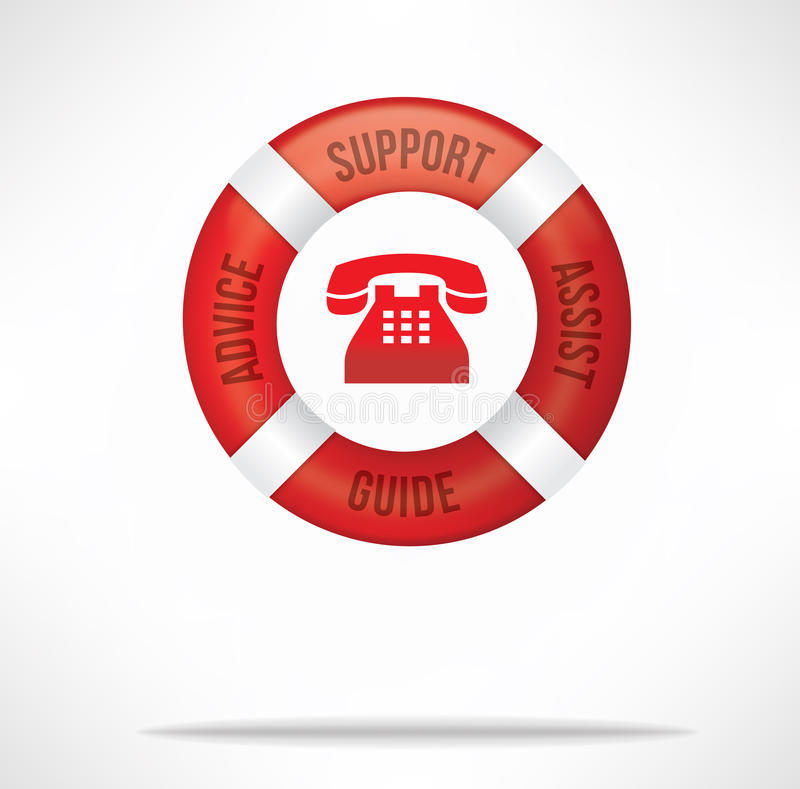 Free Customer Service Support Royalty Free Stock Photos - 47104808