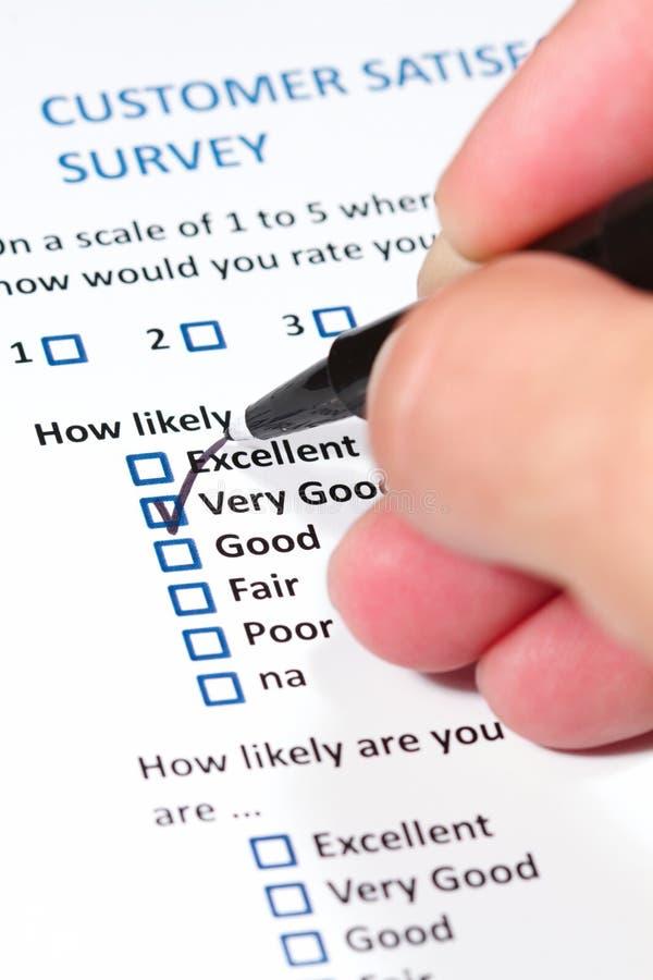 Free Customer Survey Stock Photos - 14897473