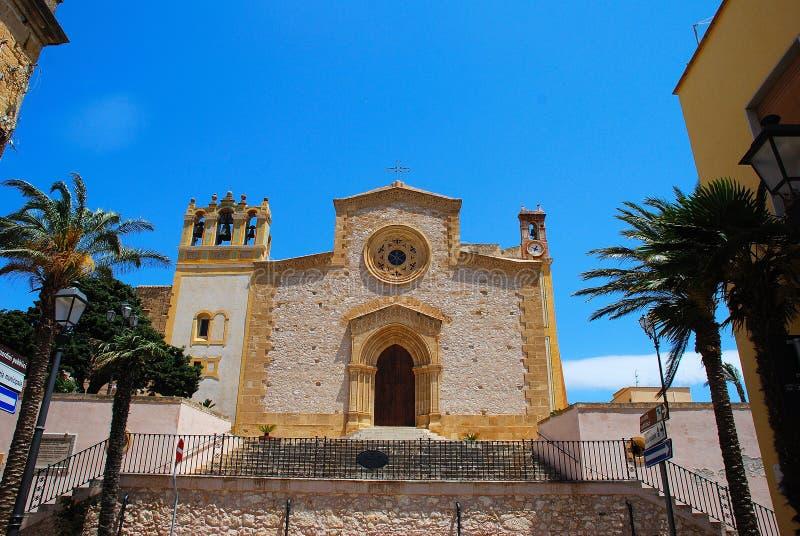 Custonaci (Sicilia) fotografia stock libera da diritti