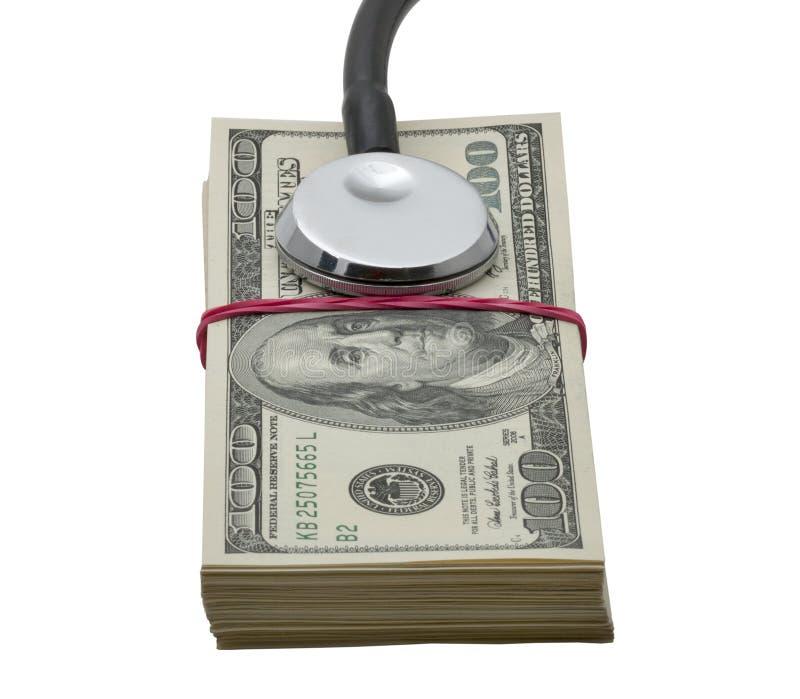 Custos da saúde imagem de stock royalty free
