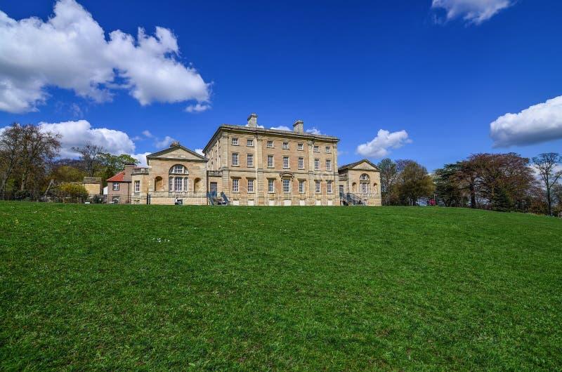 Cusworth Hall royaltyfri bild
