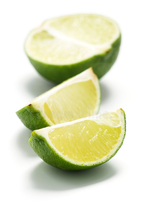 Free Cut Lime Royalty Free Stock Photos - 8080648