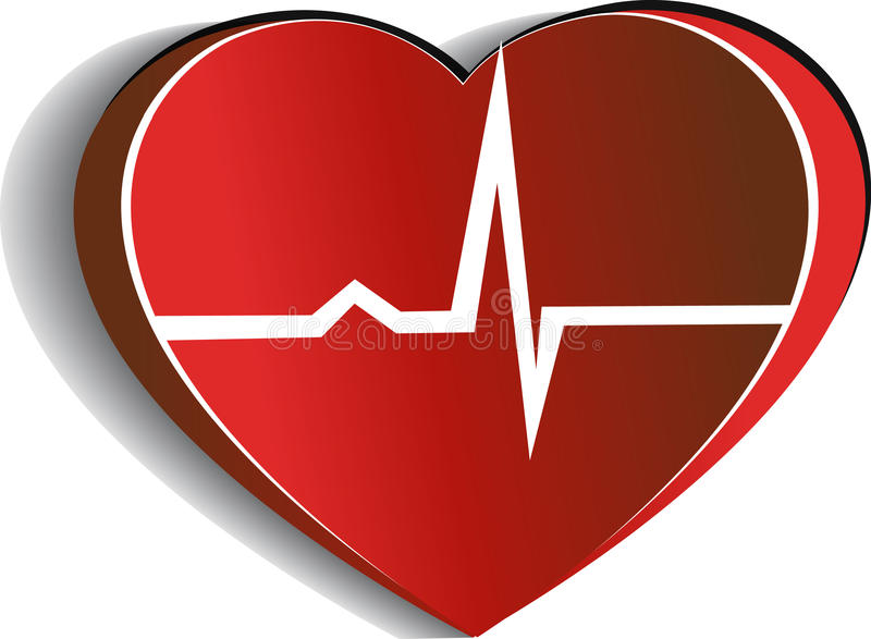 Download Cut Out Heart Stock Photo - Image: 34653560