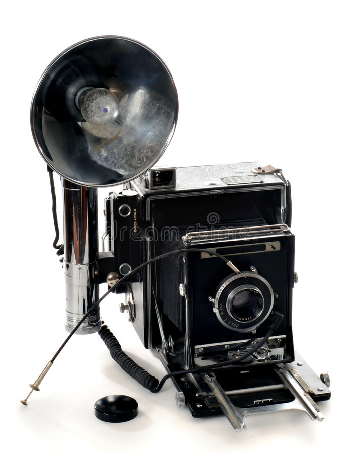 Free Cut-Sheet Camera Stock Photos - 3790663
