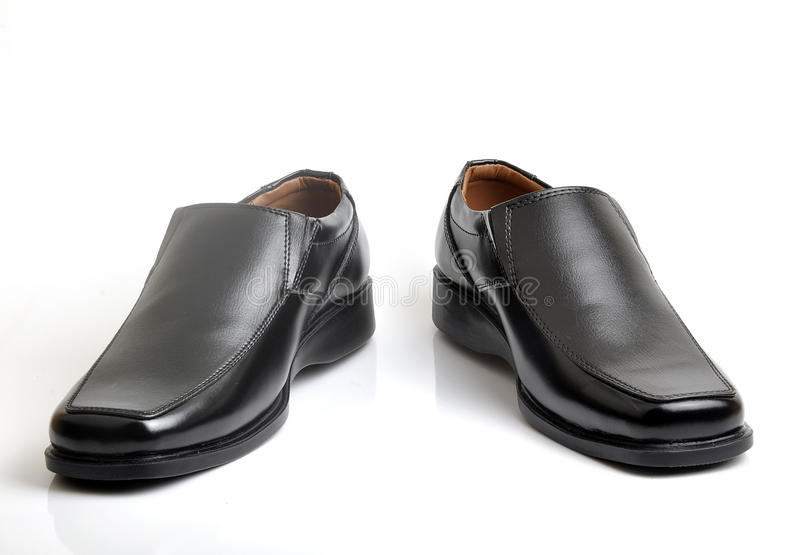 Cut shoes royalty free stock photos