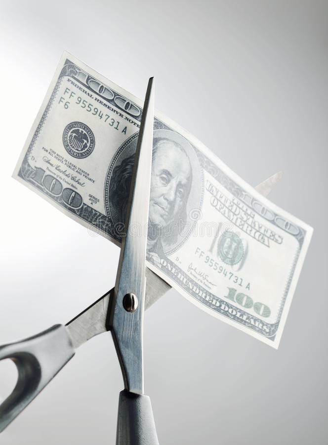 Download Cut spending stock photo. Image of business, dollar, capital - 25167556