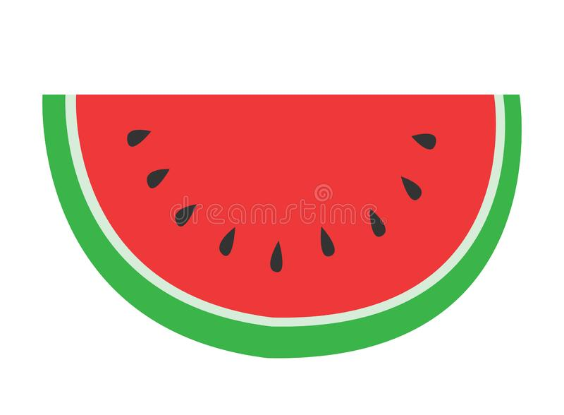 Cut water melon fruits royalty free stock photo