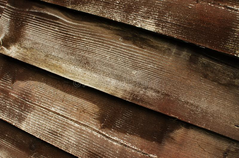 Cut wood and wooden structure stock photo