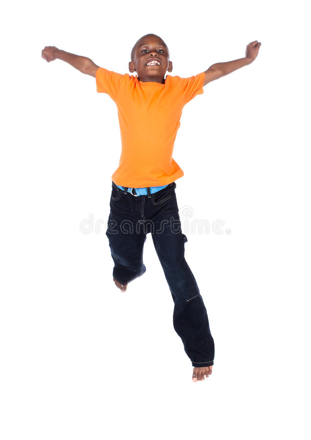 Free Cute African Boy Stock Photos - 33067833