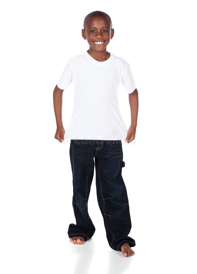 Free Cute African Boy Stock Photos - 33067843