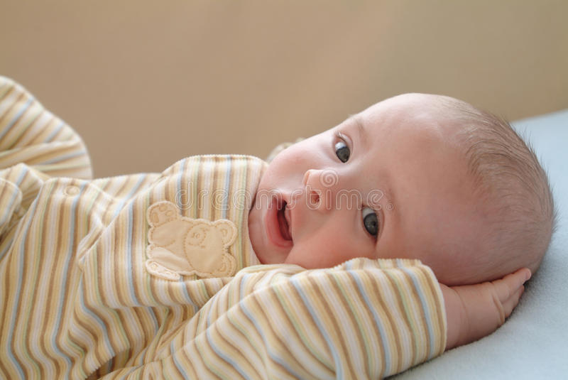 Download Cute Baby stock photo. Image of head, adorable, girl - 28937722