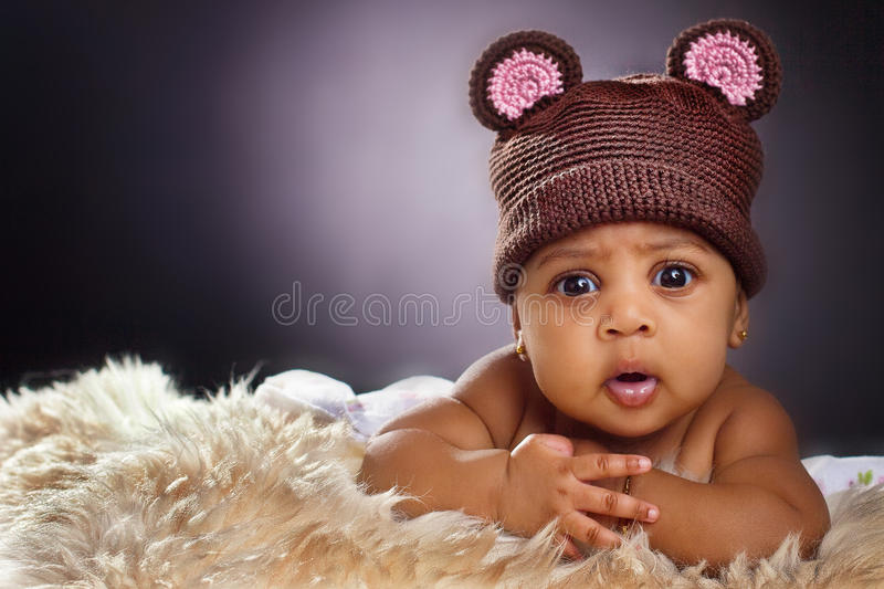 Cute Baby royalty free stock image