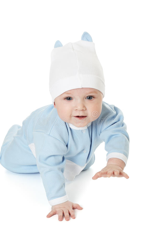 Free Cute Baby Boy Stock Images - 9800784
