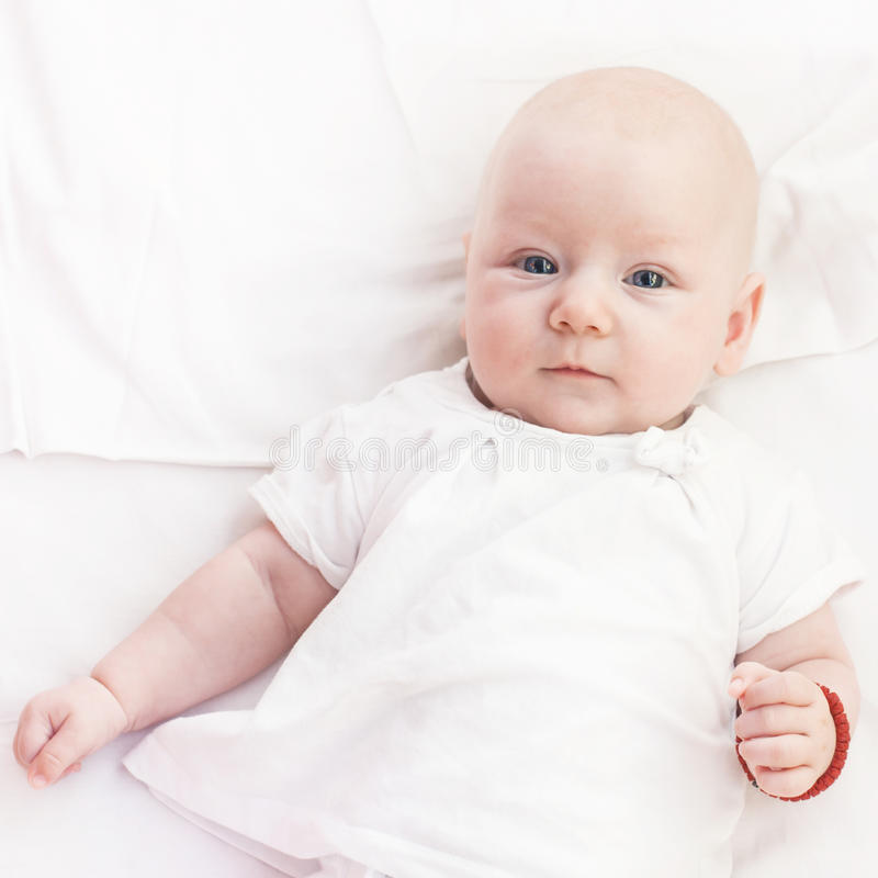Download Cute baby girl stock photo. Image of child, girl, beautiful - 20755524