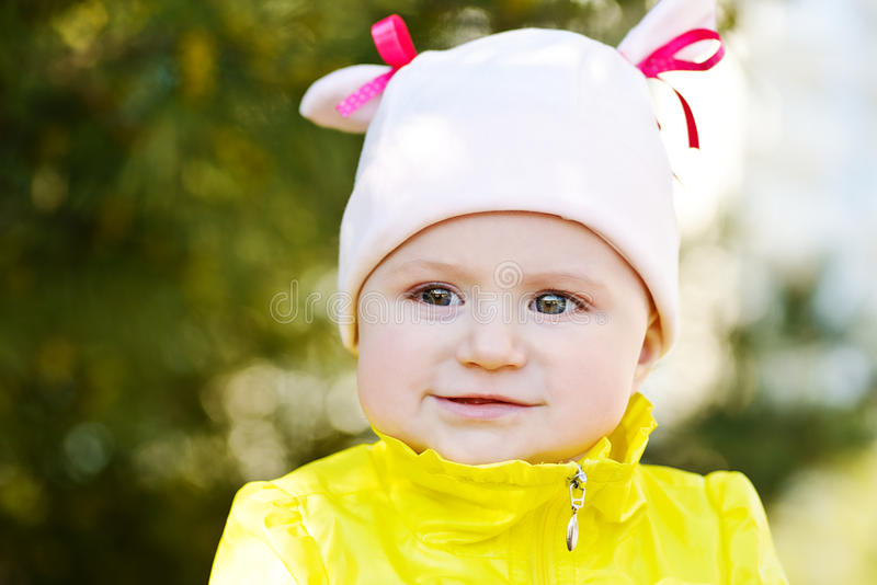 Download Cute baby girl stock photo. Image of cutie, innocence - 31991068