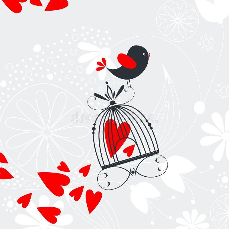 Free Cute Bird Singing Stock Images - 17214794