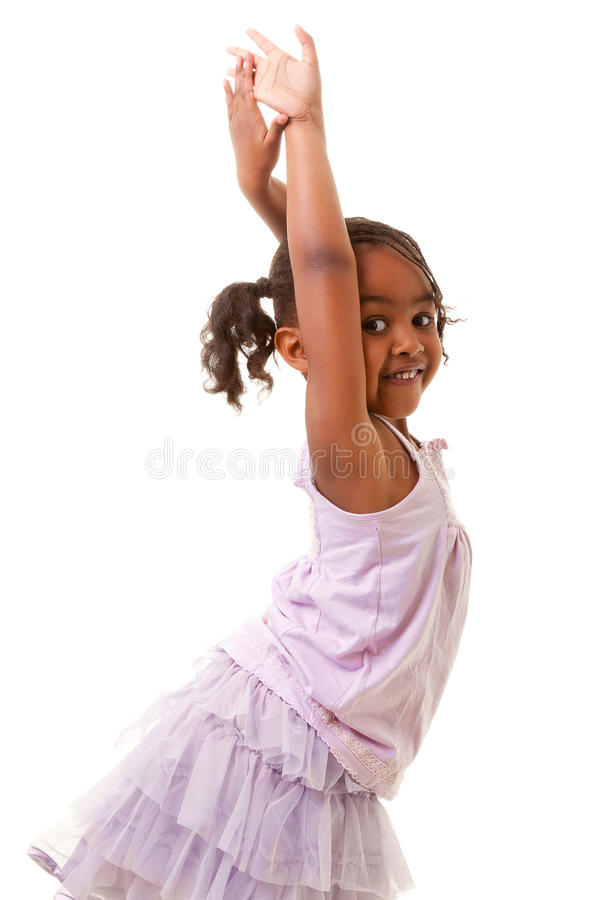 Download Cute Black Girl Smiling Royalty Free Stock Photo - Image: 20101315