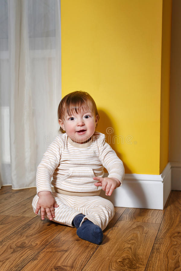 Cute boy royalty free stock image