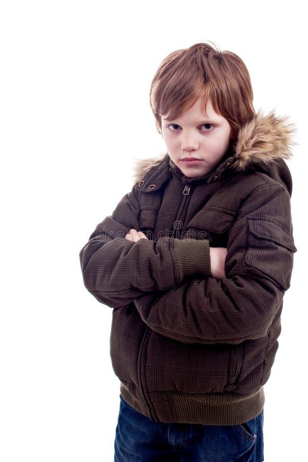 Free Cute Boy Sad Stock Photos - 12647253