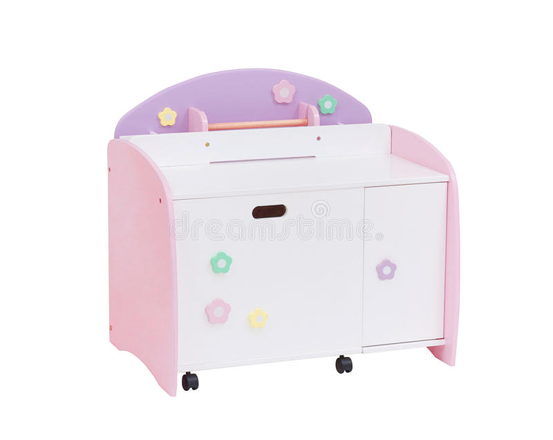 Download A Cute Cabinet For Children Stock Photography - Image: 28780612