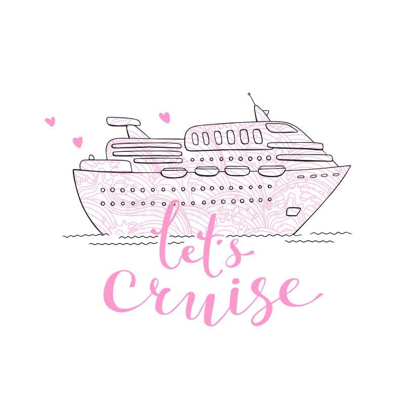 Cruise Ship Cartoon Stock Illustrations – 5,764 Cruise Ship