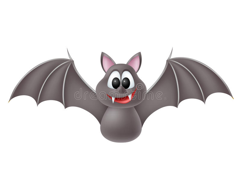 cute cartoon bat - Picture Of A Bat