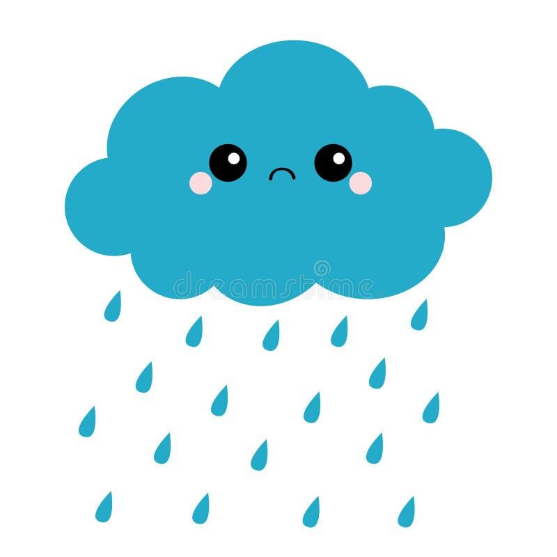 Sad Rain Cloud Icon Stock Illustrations – 318 Sad Rain Cloud Icon Stock  Illustrations, Vectors & Clipart - Dreamstime