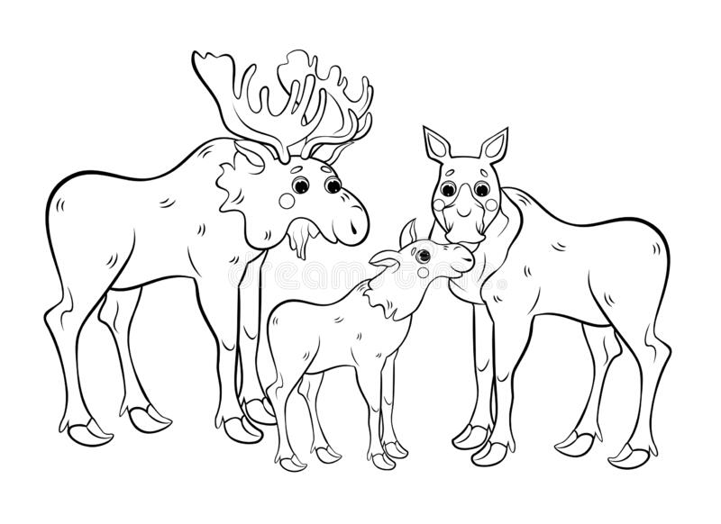 If You Give A Moose A Muffin Coloring Pages 18996 | Moose applique ... | 582x800