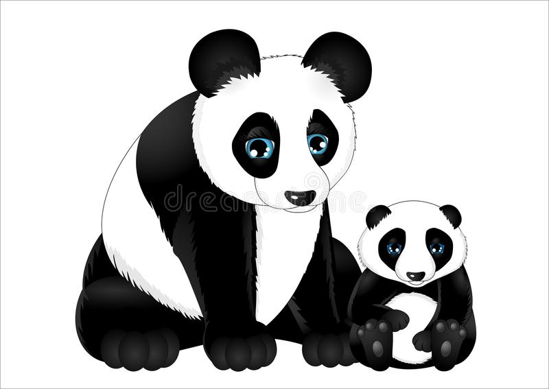 Mother Baby Panda Stock Illustrations 303 Mother Baby Panda Stock Illustrations Vectors Clipart Dreamstime