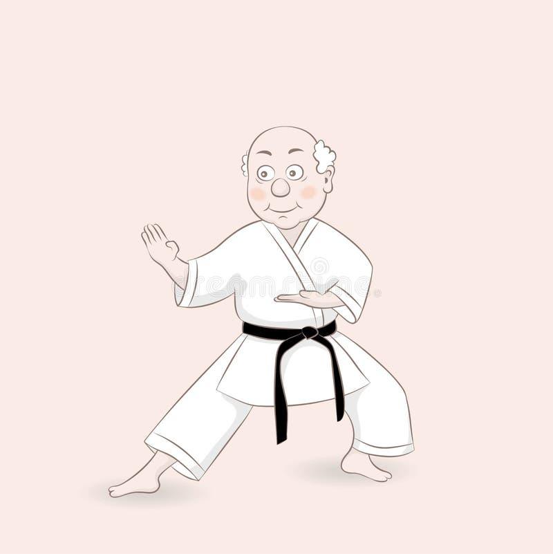 Karate Stance Stock Illustrations 535 Karate Stance Stock Illustrations Vectors Clipart Dreamstime