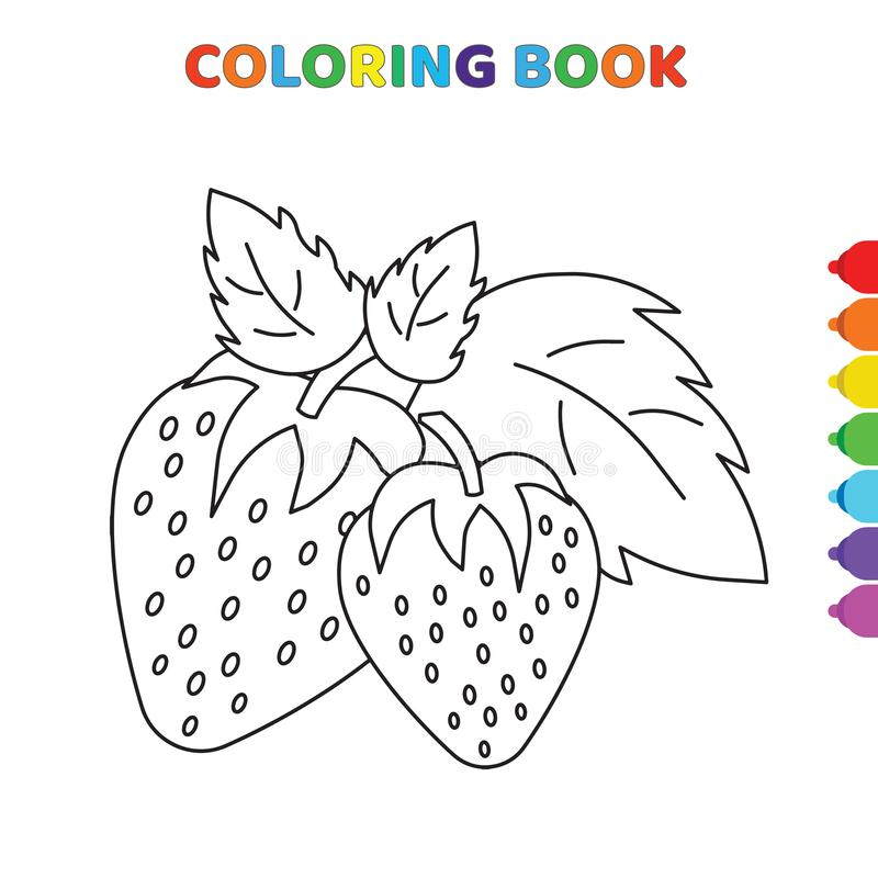 - Coloring Fruits Kids Stock Illustrations – 248 Coloring Fruits Kids Stock  Illustrations, Vectors & Clipart - Dreamstime