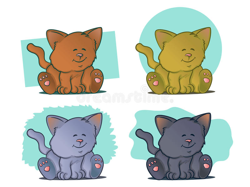 Cute Cat Set