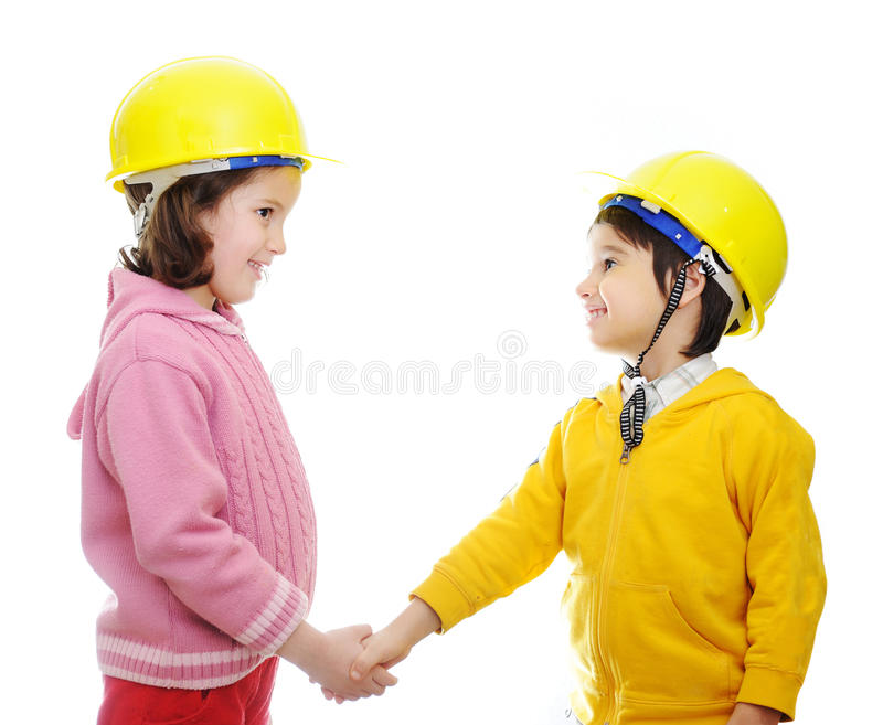 cute children royalty free stock photography