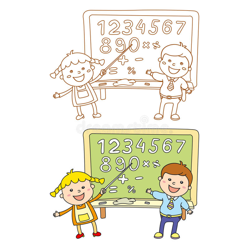 Cute childrens labels. stylish in motion with speech bubble. The file is saved the version AI10 EPS. This image contains vector illustration