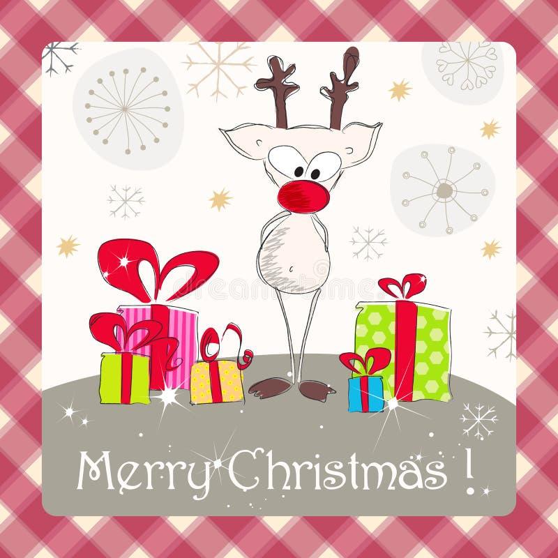 Cute christmas card stock vector illustration of animal 35602396 download cute christmas card stock vector illustration of animal 35602396 m4hsunfo Gallery