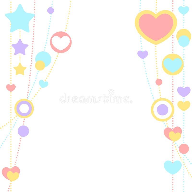 Download Cute congratulation card stock vector. Illustration of clip - 37608070