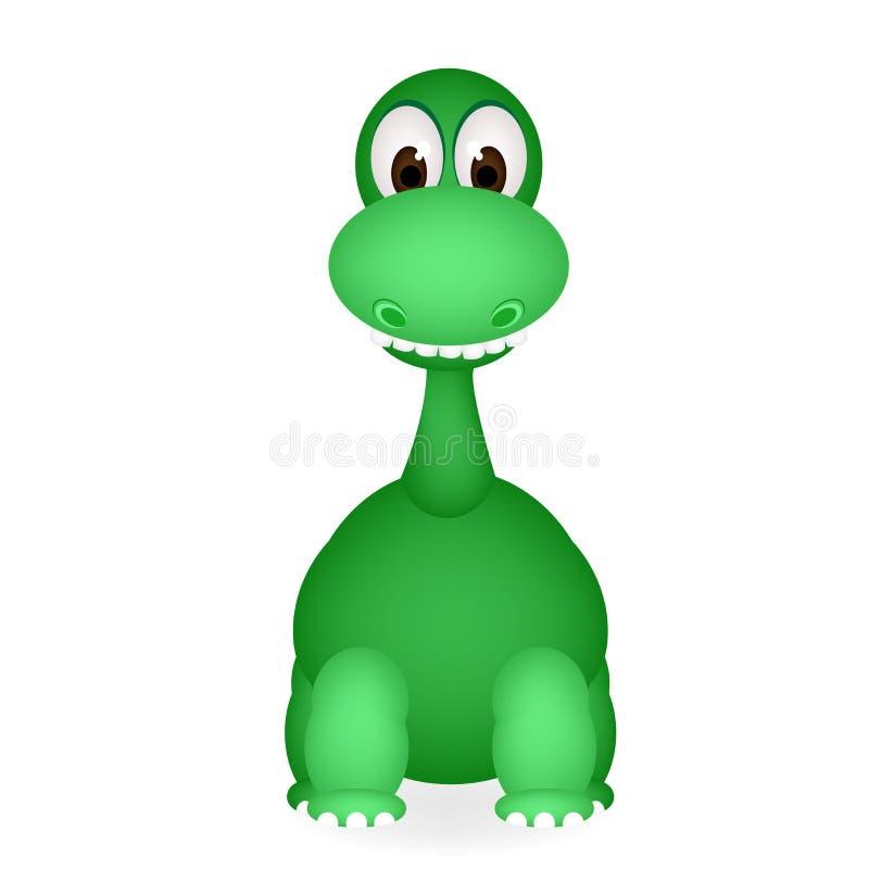 Cute Dinosaur Royalty Free Stock Photo