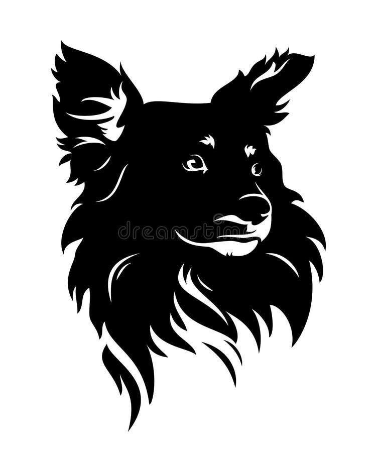Wonderful Puppy Black Adorable Dog - cute-dog-head-black-white-puppy-vector-portrait-51747630  Trends_608448  .jpg