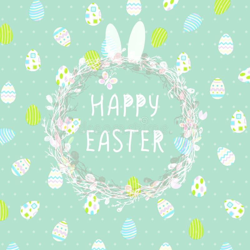 Blue Easter Wallpaper Stock Illustrations 9 515 Blue Easter