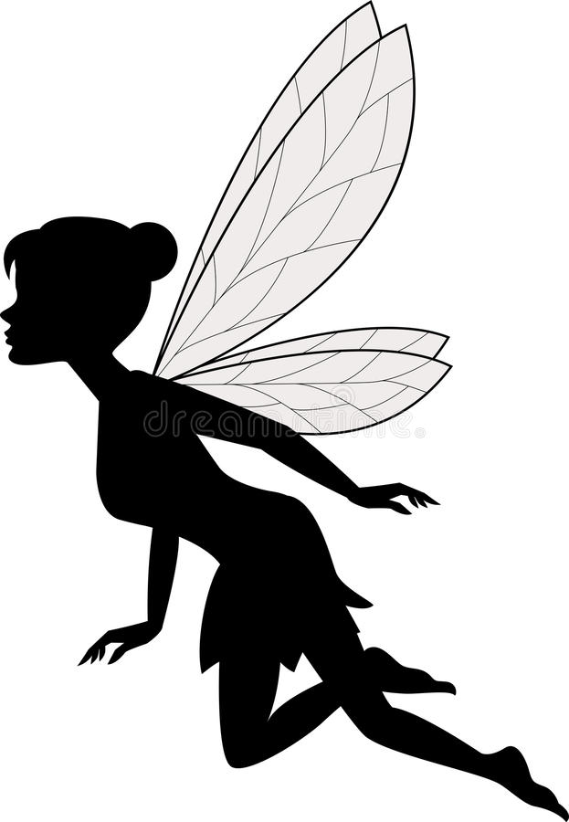 Free Cute Fairy Flying Stock Photo - 78243040