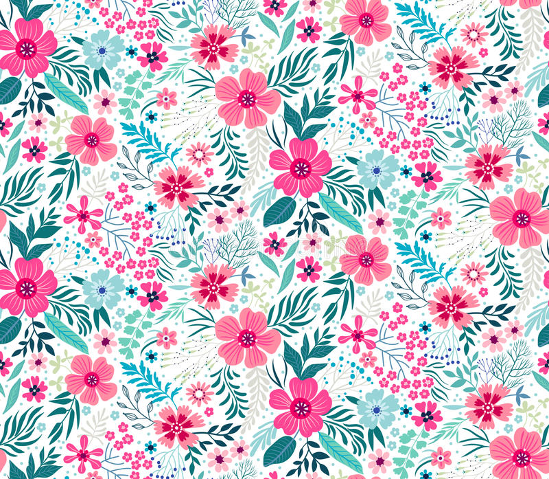 Cute floral pattern stock illustration illustration of gift 89221702 download cute floral pattern stock illustration illustration of gift 89221702 mightylinksfo