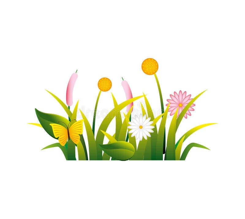 Garden Stock Image Image Of Design: Cute Flower Garden Icon Stock Vector. Illustration Of
