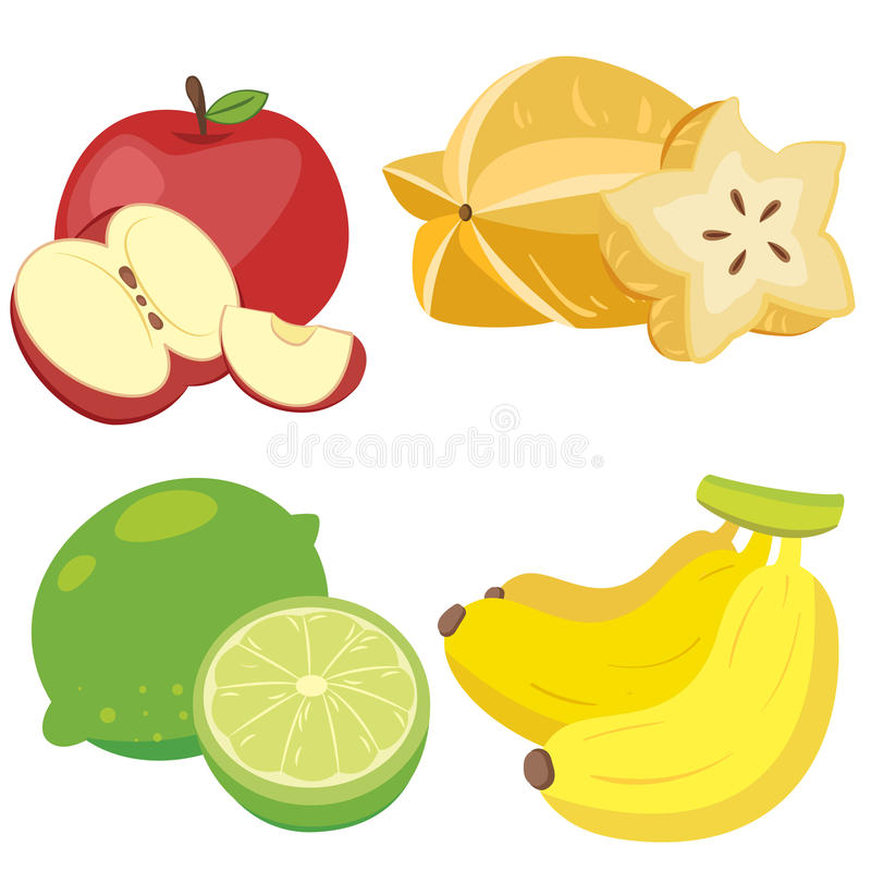 Cute fruit collection01