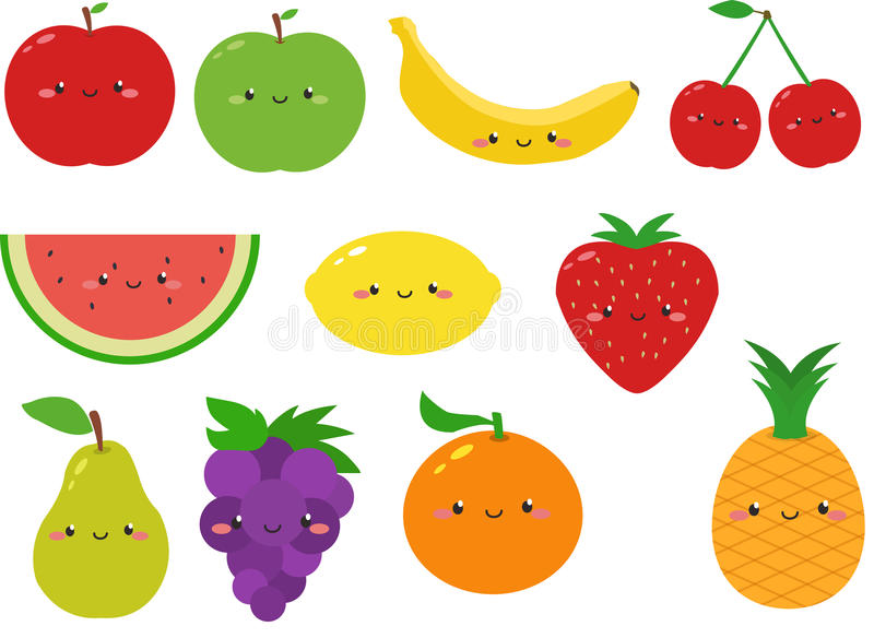 Clipart Fruits Stock Illustrations 5 329 Clipart Fruits Stock Illustrations Vectors Clipart Dreamstime