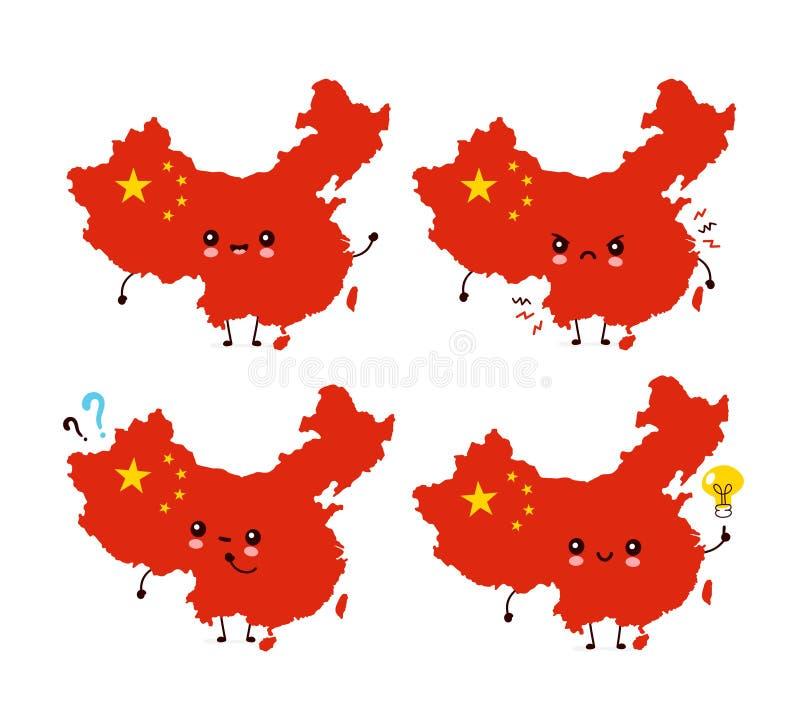 China Cute Map Stock Illustrations 173 China Cute Map Stock Illustrations Vectors Clipart Dreamstime