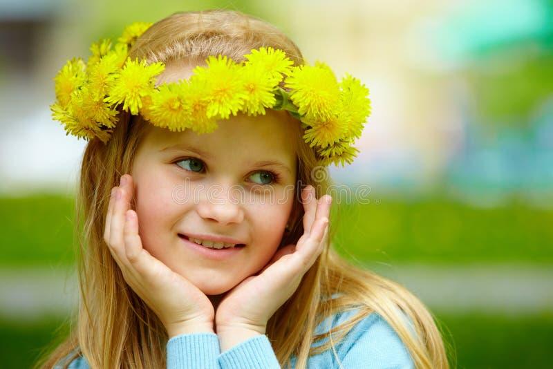 Download Cute girl stock image. Image of enjoying, daughter, lovely - 14861035